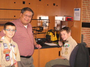2016 Radio Merit Badge 010